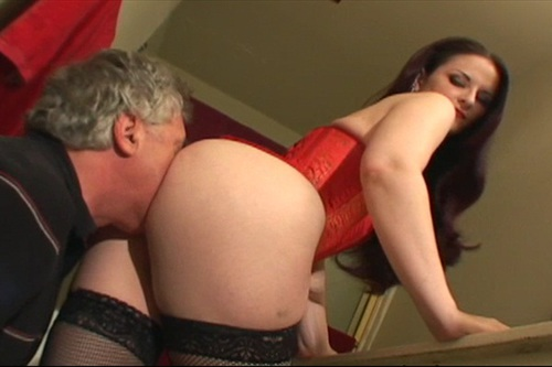 Ass Kissing Ace Female Domination