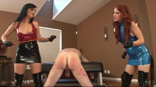 Pain For Your Mistresss Gain Female Domination