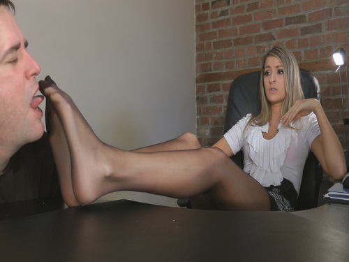 Perfect Feet Female Domination