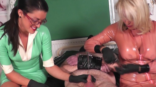 Rubber Nurses 2 Female Domination