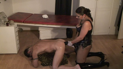 Mistress Asmondena Strapon Female Domination