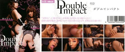 FEDI-004 Double Impact Asian Femdom Fetish