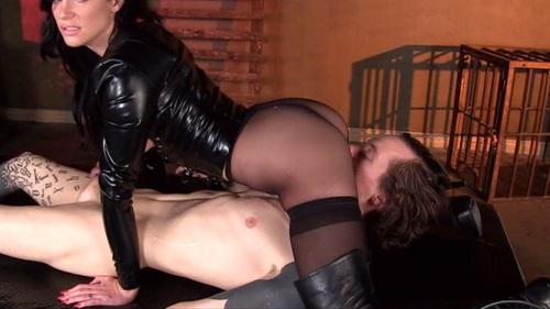Cruel Chastity Game Female Domination