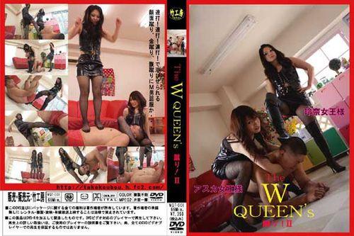 WQT-008 Femdom Asian Femdom Foot Fetish