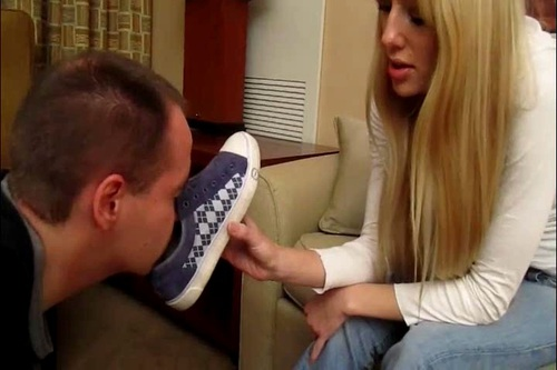 Dirty And Stinky Foot Treats Female Domination