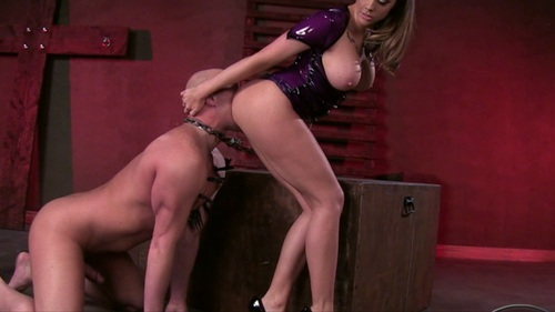 Slave To Her As Female Domination
