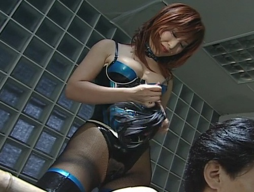 Queen Hibiki Asian Femdom