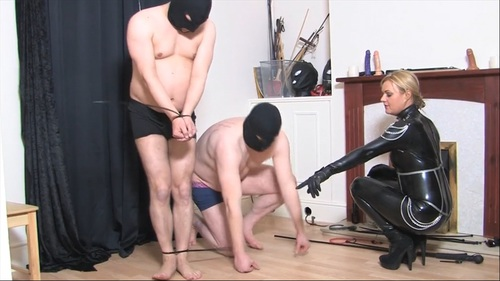 Peeping Toms Female Domination