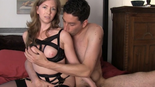 Cum Drenched Cuckold Female Domination