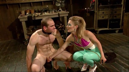 Mona Wales And John Female Domination