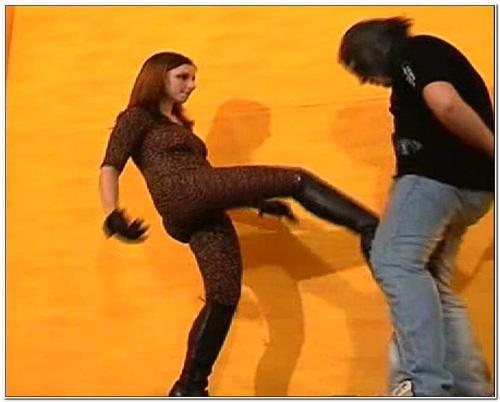 Ballbusting Punisher Female Domination