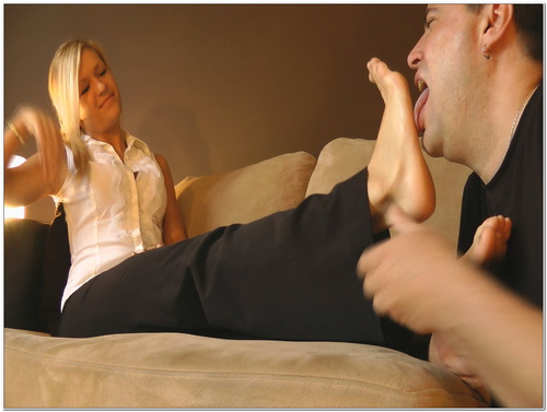Crystal Business Punishment Female Domination