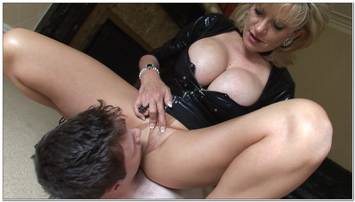Breast Smothered Female Domination