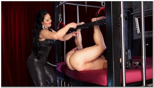 Mistress Ezada My Anal Slut Female Domination