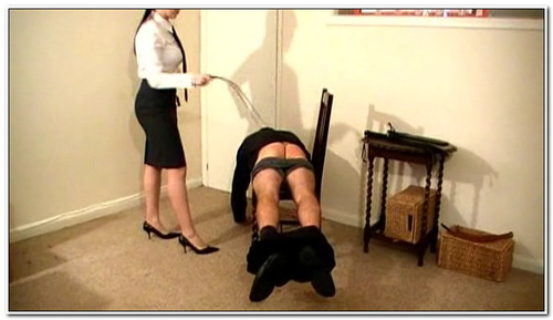 100 Straps Punishment Female Domination