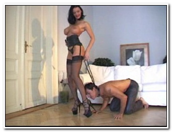 Karma Rosenberg Dominatrix Riding Female Domination