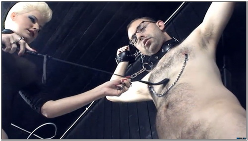 Mistress Tease The Tied Slave Female Domination