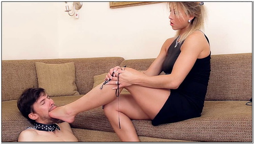 Femdom 1410143 Female Domination Foot Fetish