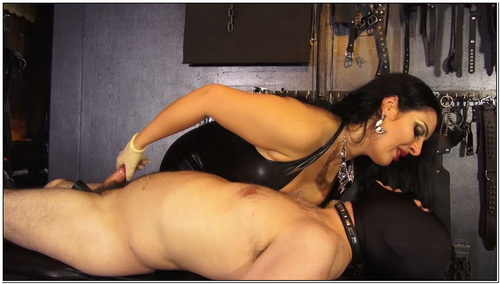 Mistress Ezada Slaves First Ruined Orgasms Female Domination