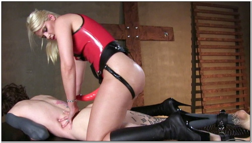 Straperellas Super Cock Female Domination