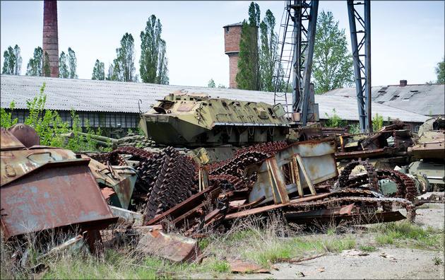 Tanques Rusos en Ucrania [Secreto Militar]