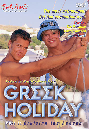 Greek Holiday 1 - Cruising the Aegean DVD5 Cover