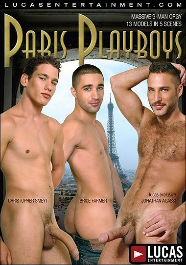 Paris Playboys Cover