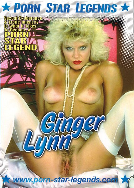 Ginger Lynn - Porn Star Legends