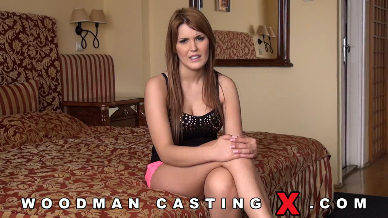 casting woodman anal