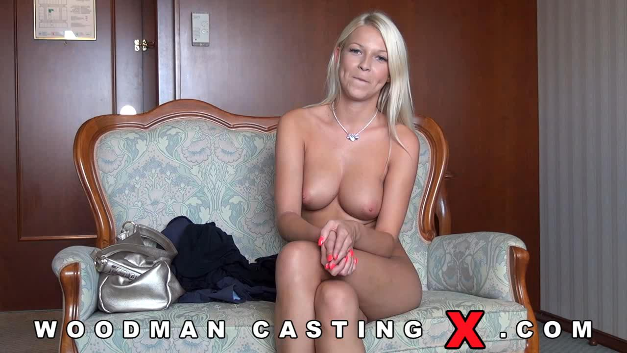 sex most woodman casting