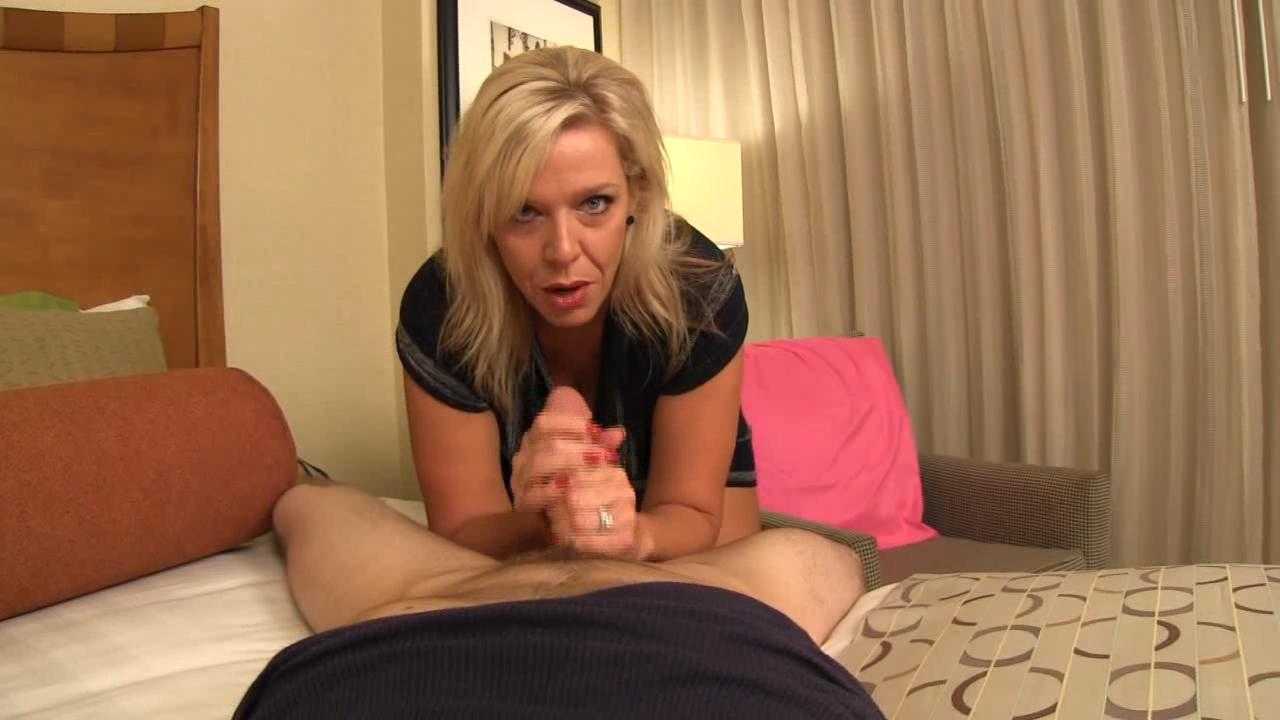 Best mom handjob compilation first time 3