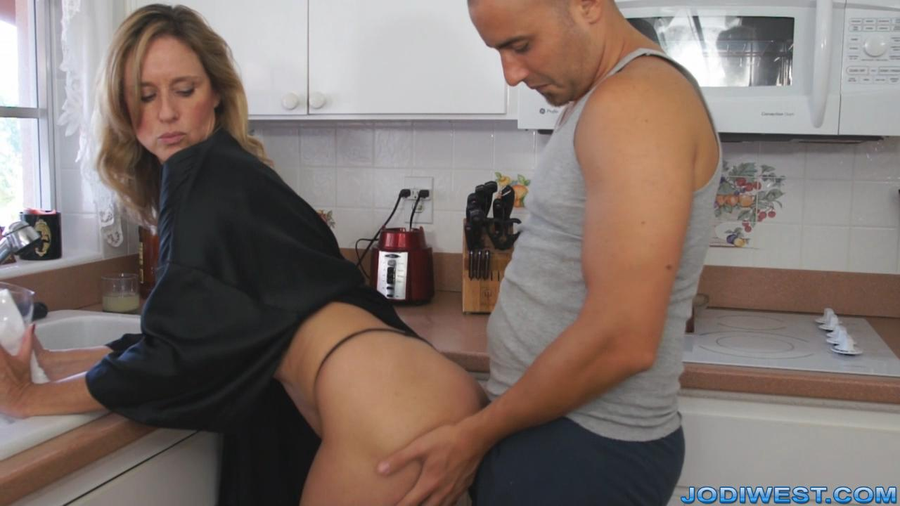Jodi west hot mom