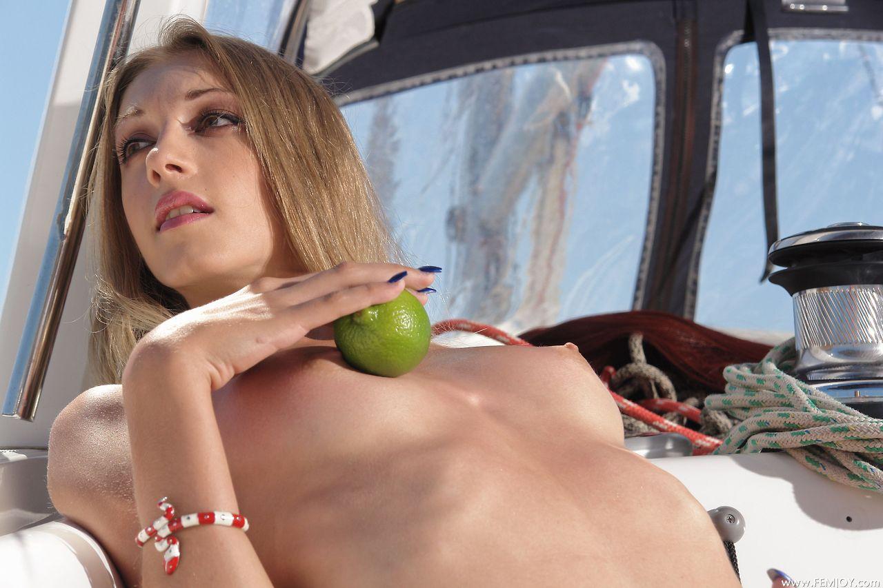 Limones a bordo para combatir el escorbuto
