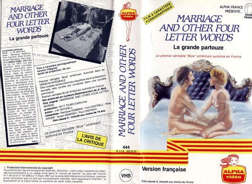 Marriage and other 4 letter words 1974bridgette maier 6