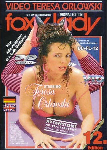 Культовая порнозвезда 80-ых Тереза Орловски i не только продюссировала, но
