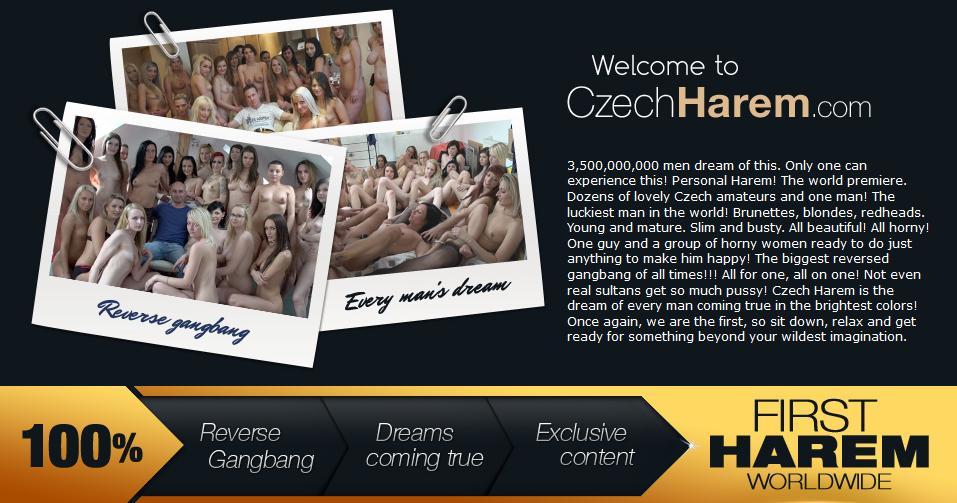 Czech Harem (Ep. 1   4) (13 Videos) (2014)