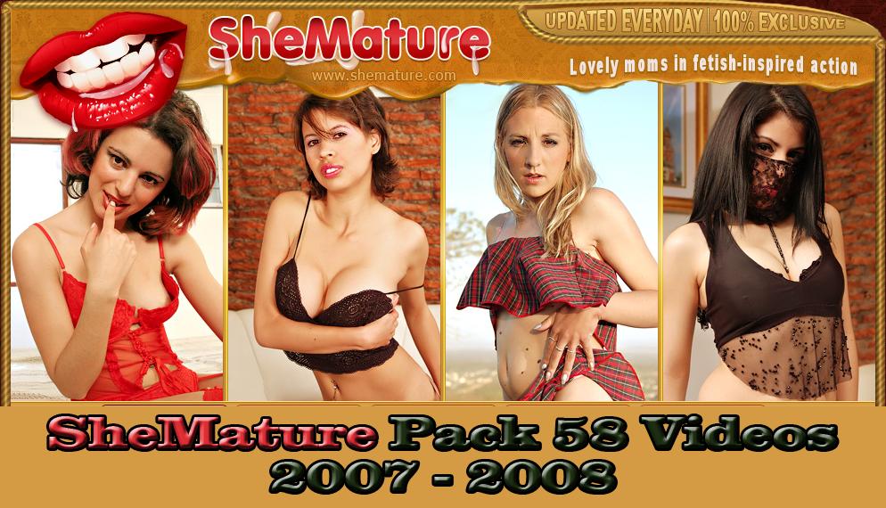 855DR0H0D8I8F5 88SH55O8T8A0068f525 She Mature (Pack 58 Videos / 2007   2008)