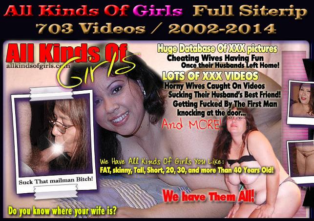 0a58f505erGHt Us4500y8879i921g6s4d0 All Kinds Of Girls   Girls For Every Taste   Full Siterip (703 Videos / 2002 2014)
