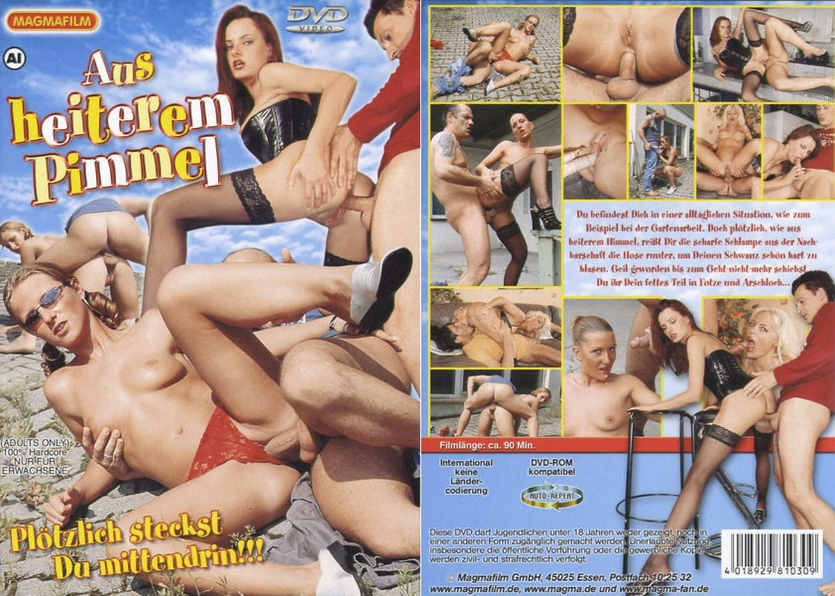 dvds magma adult
