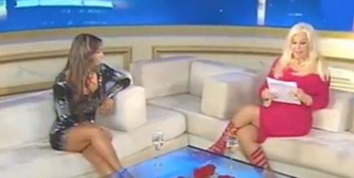 Esparanza Gomez La actriz porno que estuvo con Susana Gimene