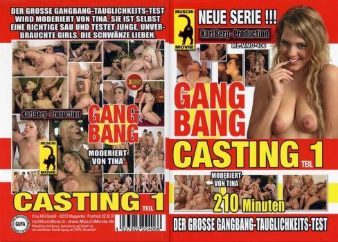 Teen anal casting gang brutal tube