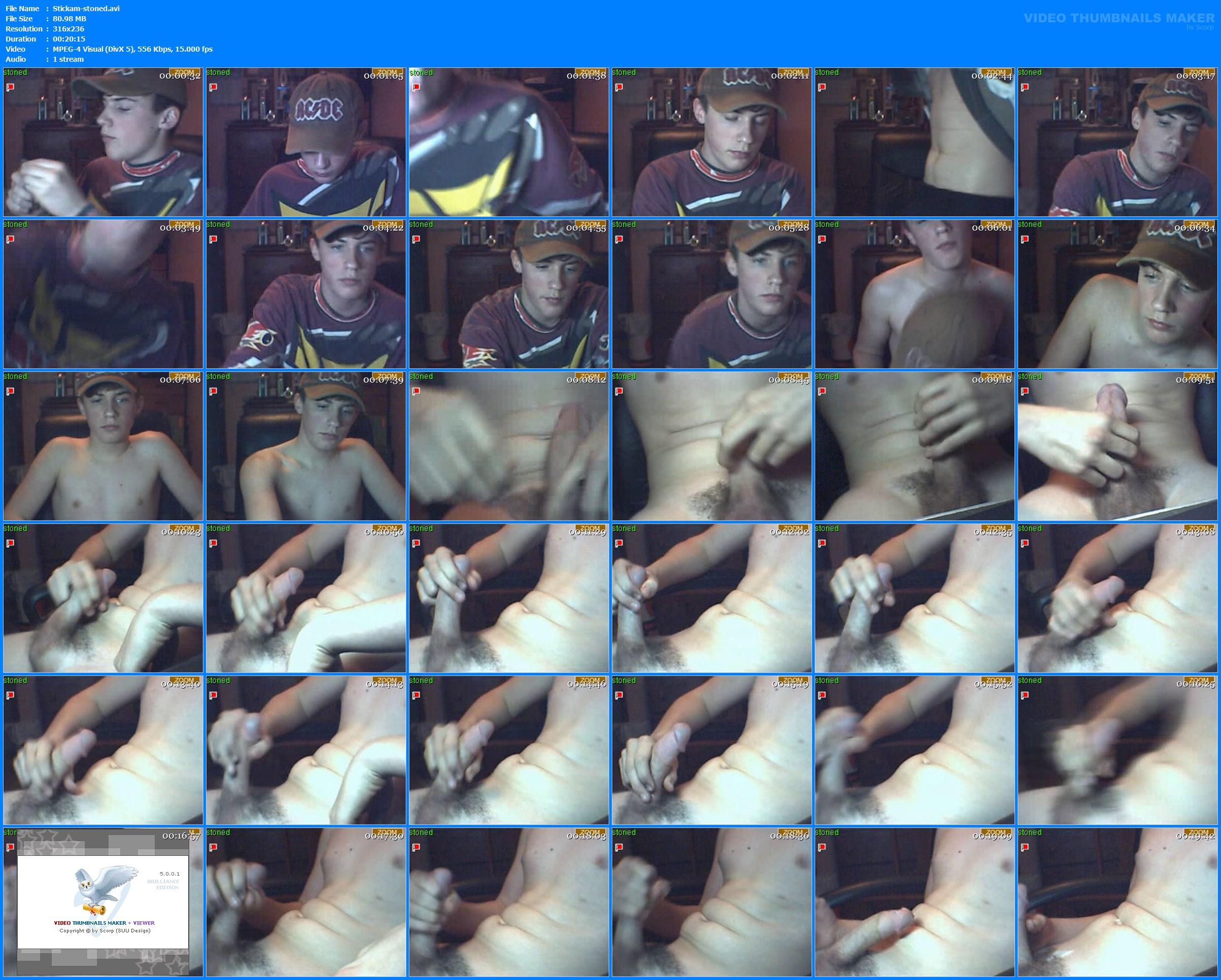 webcams stickam avi''