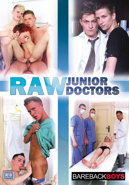 Raw Junior Doctors - BAREBACK BOYS
