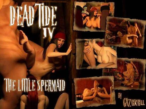 Dead Tide 4: The Little Spermaid