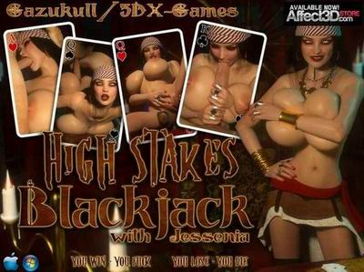 Highstakes Blackjack with Jessenia