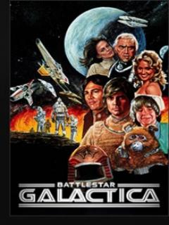 galactica 1978 Galactica Estrella de Combate (1978) (DVDRip) (Castellano)