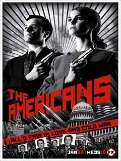 The Americans T1 (HDiTunes) (450MB) (ESP) (MultiHost) (9-13)