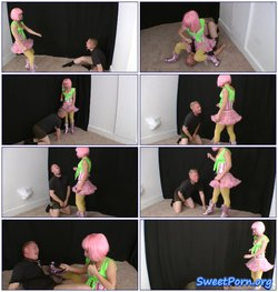 Ballbusting Her Monster
