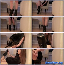 Ami Heels – Humiliation