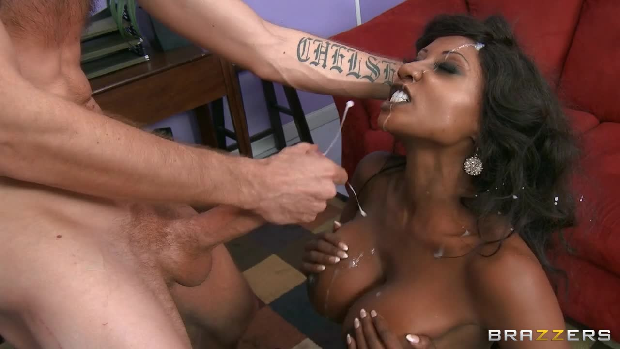 Wins Fucking busty ebony handjob complation want super